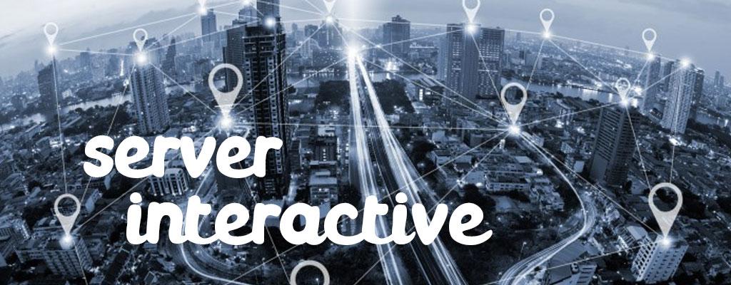 Server interactive